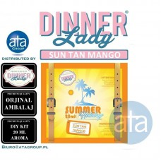 Dinner Lady Sun Tan Mango