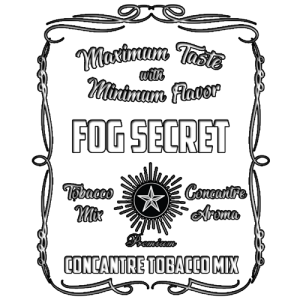 FogSecret Tobacco Mix (8)