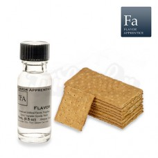 Graham Cracker (Clear) 15ml Orjinal Ambalaj