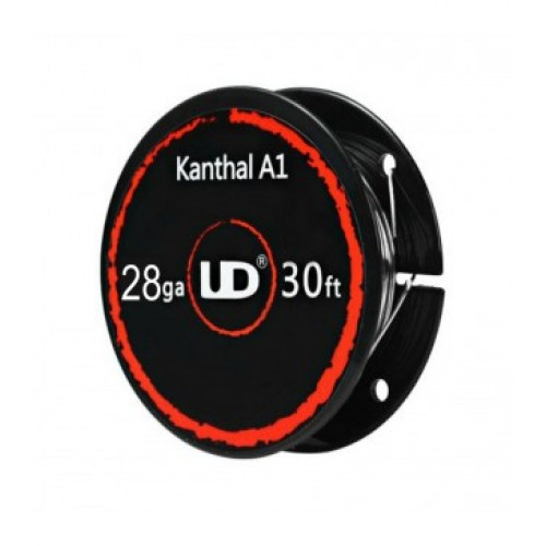 UD Kanthal A1 28 AWG 0,32mm 10m / 30ft